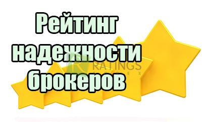 Рейтинг надежности форекс брокеров форекс с выходом на межбанк