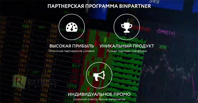 Партнерская программа форекс брокера